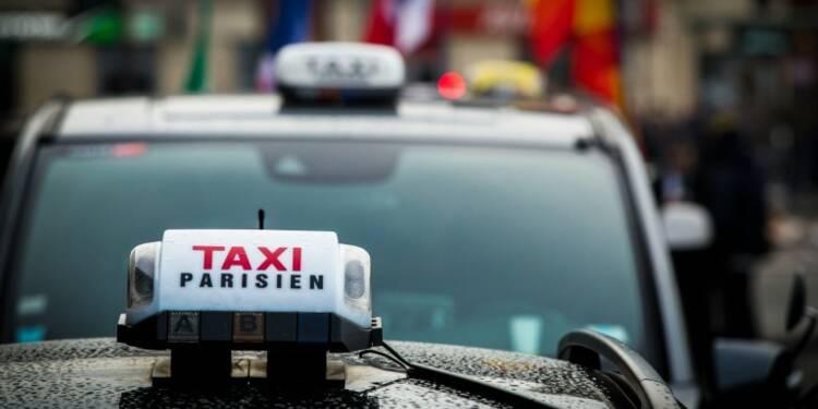 Lancement officiel du service pour héler un taxi par smartphone