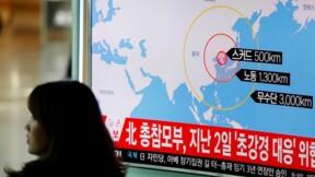 La Corée du Nord tire quatre missiles balistiques vers le Japon