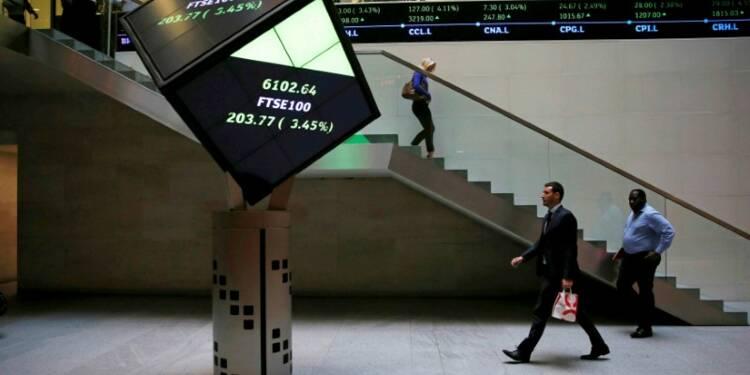 Ouverture en baisse pour les Bourses européennes