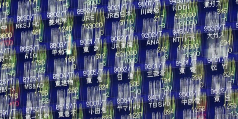 La Bourse de Tokyo finit en baisse de 0,12%