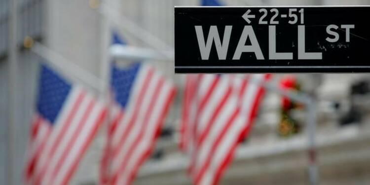 Wall Street ouvre en hausse timide après l'enquête ADP
