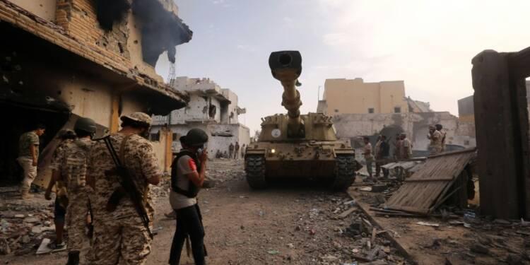Libye: privée de son or noir, l'économie du pays s'effondre