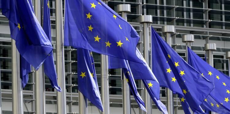 La carte d'Europe des dettes publiques