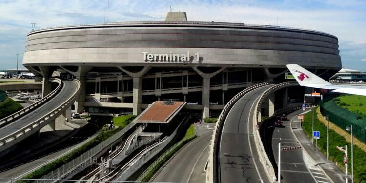L'aéroport de Roissy-CDG bien à la traîne face à Londres Heathrow !