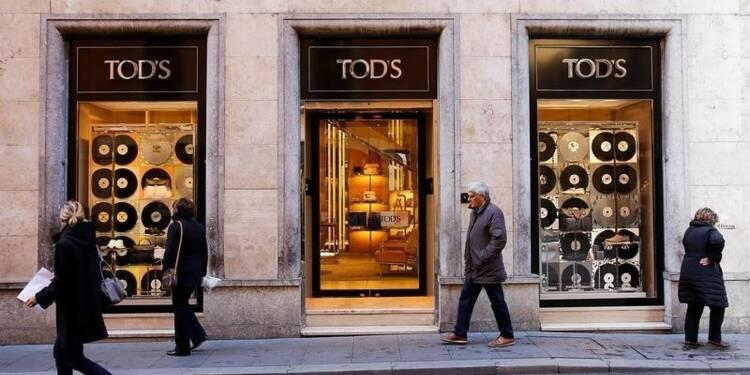 Résultat semestriel en baisse de 16% pour Tod's avec la Chine