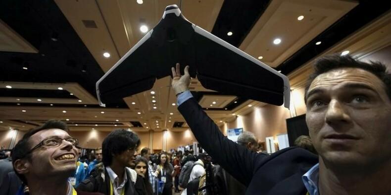 Perte opérationnelle pour Parrot à cause des drones grand public