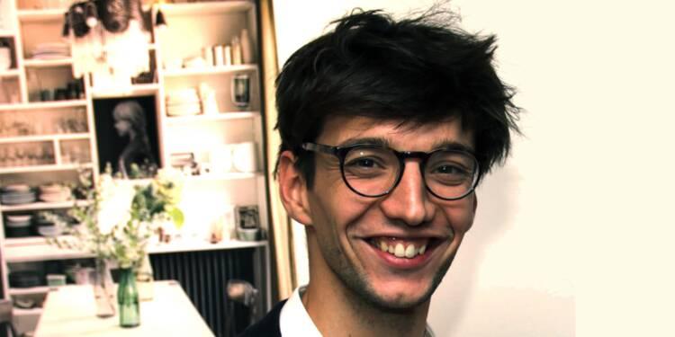 Matthieu Bourgeaux : ses pieds de table en kit font un malheur