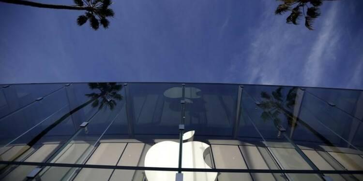L'UE ordonne à Apple de verser 13 milliards d'euros d'impôts