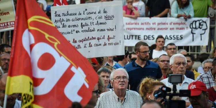 Alstom: la polémique sur l'usine de Belfort se poursuit