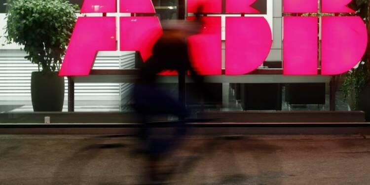 ABB revoit à la baisse la charge pour fraude en Corée du Sud