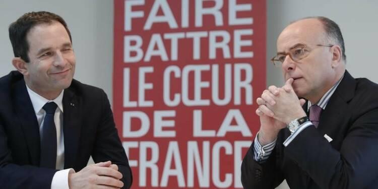 Hamon se démène, Macron engrange, Fillon s'organise