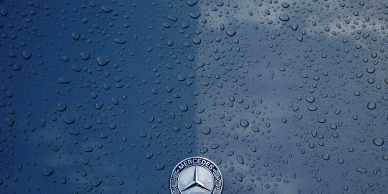 Daimler rappelle un million de véhicules Mercedes-Benz