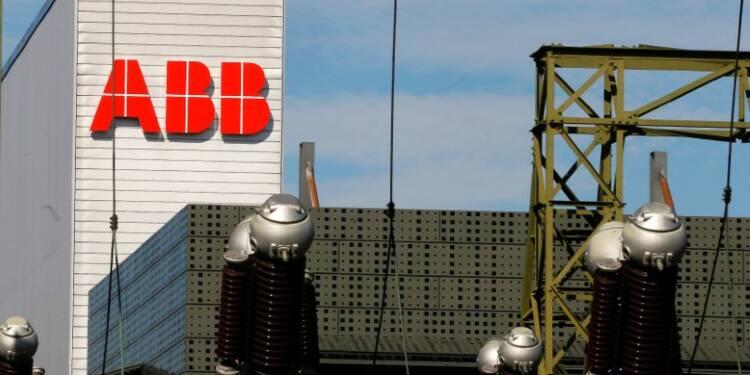 ABB garde Power Grids et lance un programme de rachat d'actions