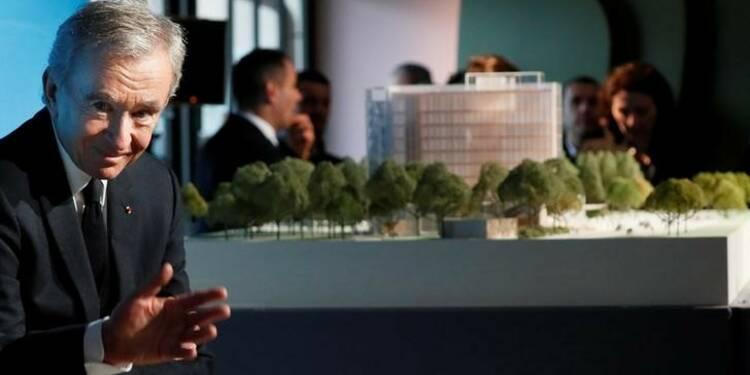 LVMH va faire du musée des ATP un vaste centre culturel