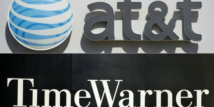 AT&T et Time Warner défendent leur mariage face aux protestations