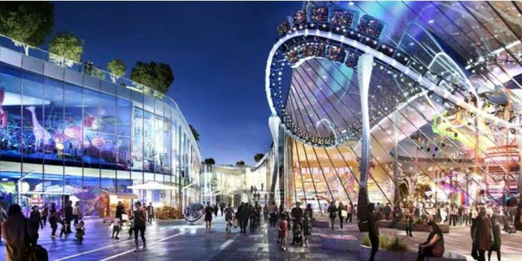 Au coeur d'EuropaCity, futur temple de la consommation hors normes aux portes de Paris !