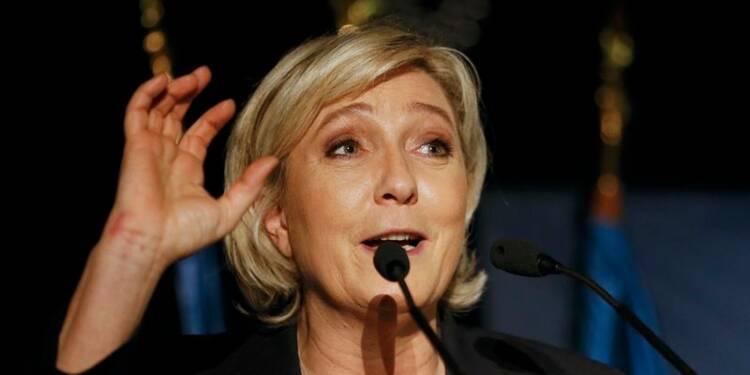 Marine Le Pen au Liban pour soigner sa crédibilité