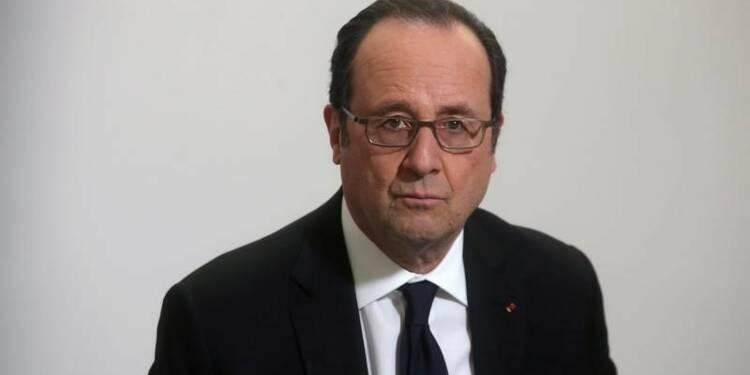 Hamon ? Macron ? Hollande demande de faire battre Le Pen