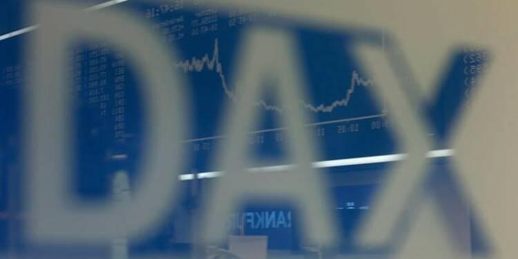 L'Europe boursière clôture dans le désordre une séance sans relief