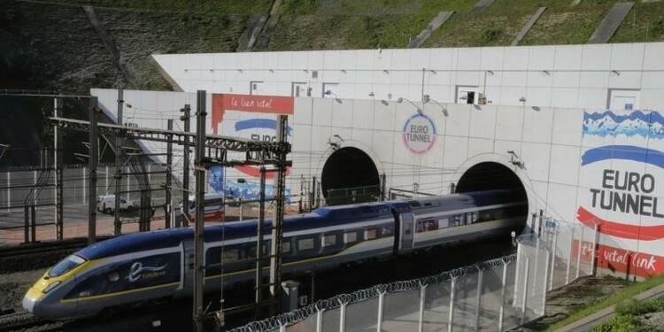 Le tunnel sous la Manche fermé, le trafic Eurostar suspendu