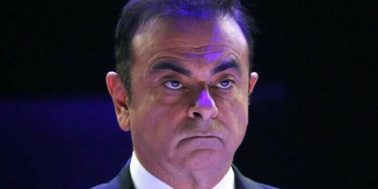 En plus de Renault et Nissan, Carlos Ghosn prend aussi le volant de Mitsubishi