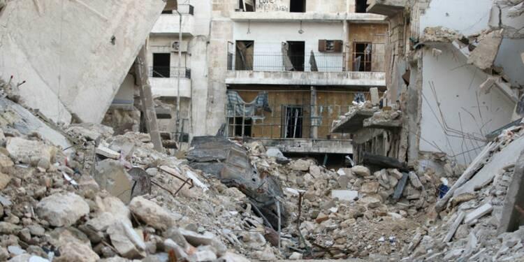 Combats entre groupes rebelles rivaux à Alep-Est