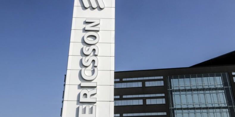 Ericsson, en perte au 4e trimestre, réduit son dividende de 73%