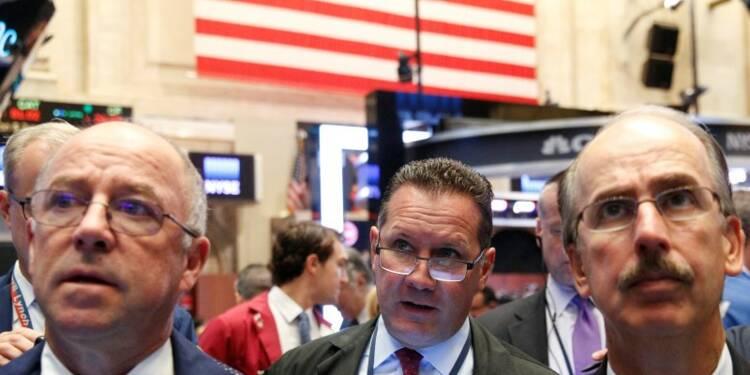 Le Dow Jones perd 0,49%, le Nasdaq cède 0,1%