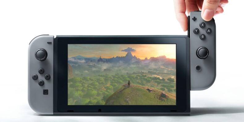 Ce que cache le record de vente de la Nintendo Switch