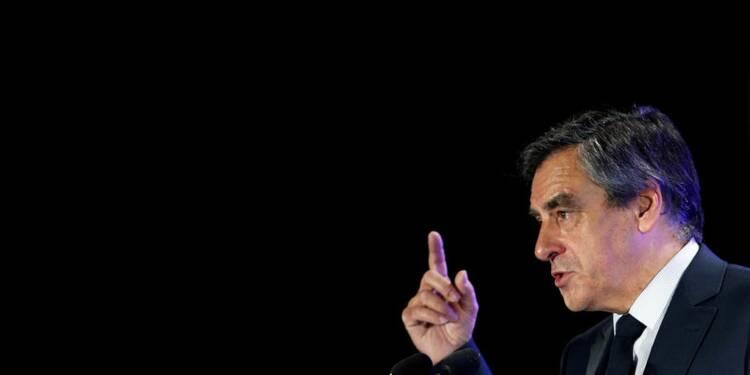 Au moins 45.000 partisans de Fillon attendus dimanche au Trocadéro