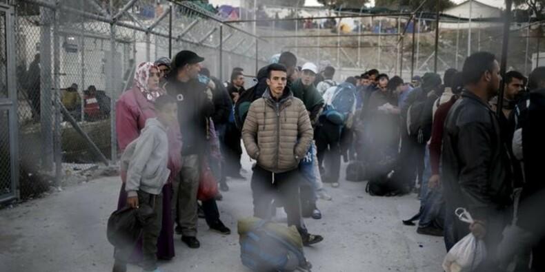 Près de 2.000 demandeurs d'asile relocalisés en France