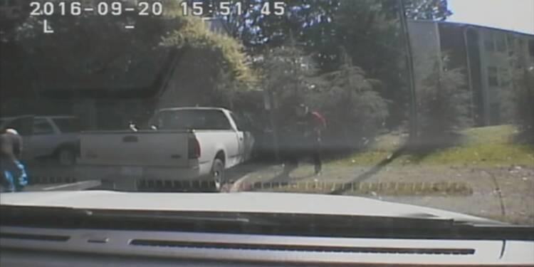 USA: la police publie des vidéos de la mort de Keith Scott