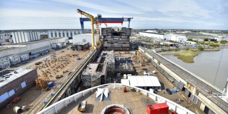 """Saint-Nazaire: la France s'opposera à un """"mauvais"""" repreneur"""