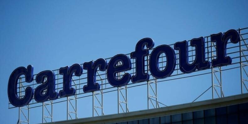Les résultats de Carrefour reculent avant la sortie de Plassat
