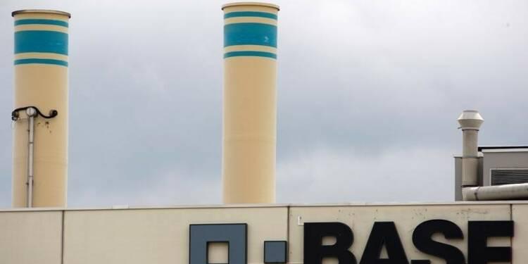 BASF publie des résultats meilleurs qu'attendu