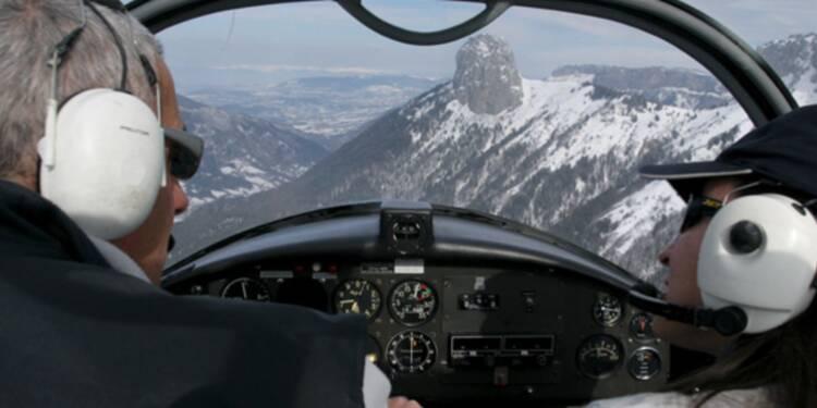 Apprendre à piloter, le pied !