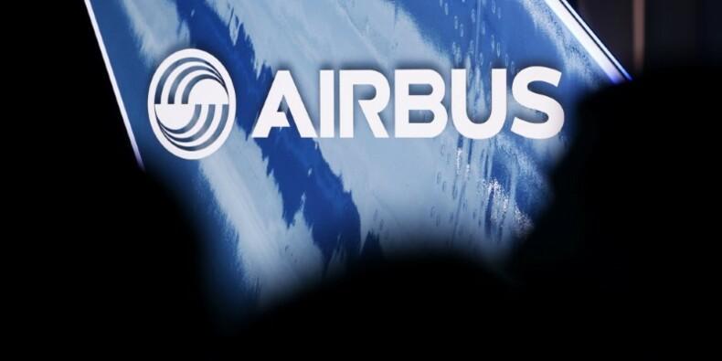 Airbus plombe le commerce extérieur en janvier