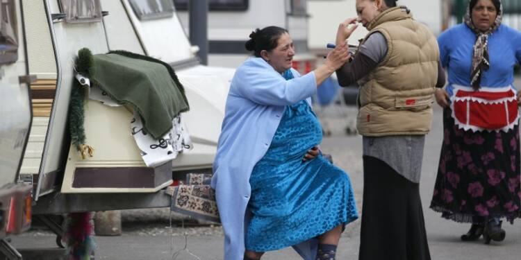 Strasbourg se débarrasse des bidonvilles, pas des Roms