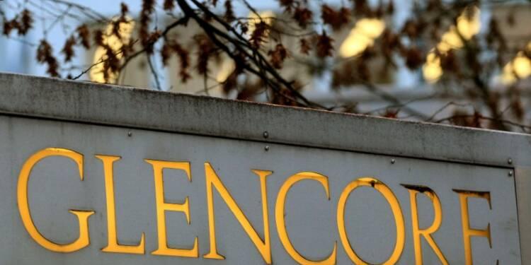 Glencore a tiré parti du rebond des matières premières en 2016