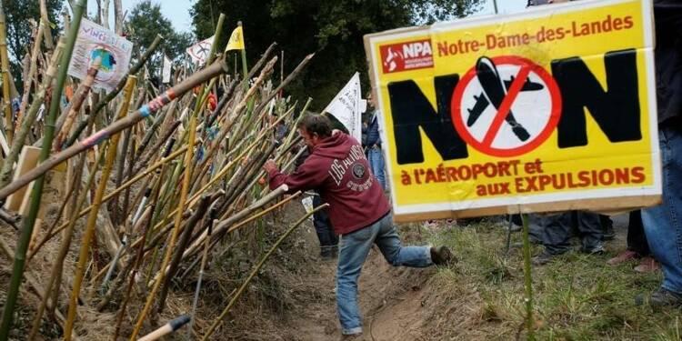 Les opposants à Notre-Dame-des-Landes seront évacués, dit Valls