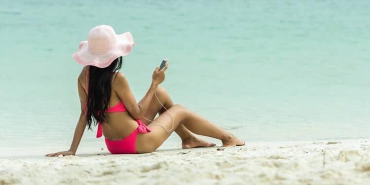 Arrivez-vous à déconnecter du boulot pendant les vacances ?