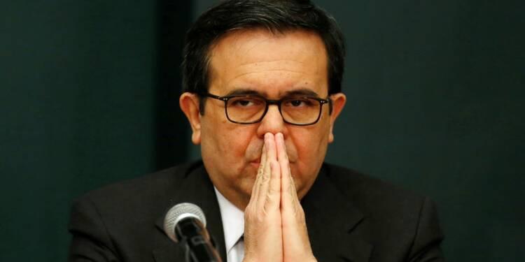 Le Mexique n'exclut pas un retrait de l'Aléna