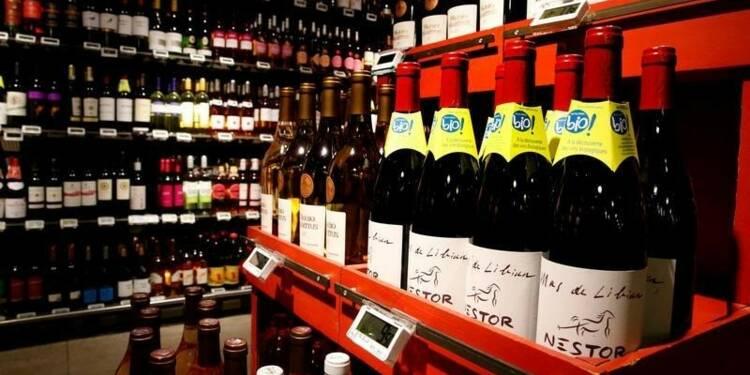 Le marché des vins bio en plein essor en France