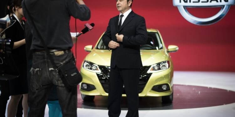 Brexit: Ghosn souhaite des garanties de Londres avant des décisions sur l'usine Nissan de Sunderland