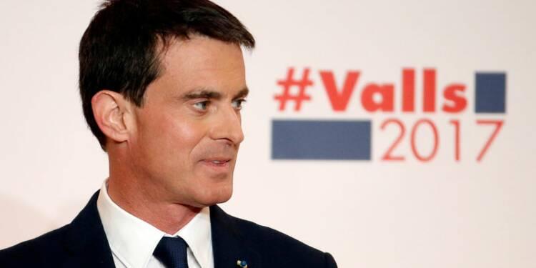 Valls et Hamon au défi du rassemblement post-primaire