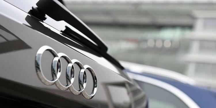 Perquisition sur les principaux sites d'Audi en Allemagne
