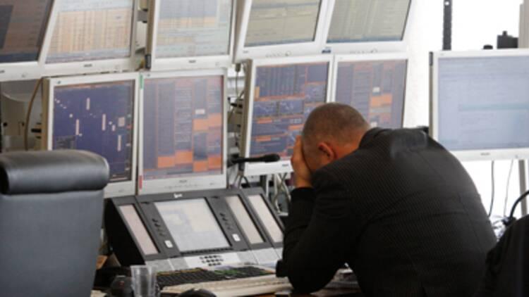Nouvelle dégringolade des marchés, l'Espagne inquiète