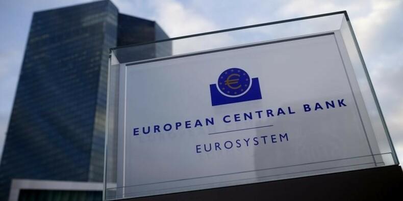 """La BCE plaide pour des """"bad banks"""" nationales"""