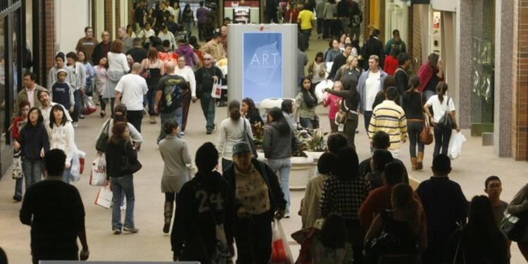 La consommation des ménages américains en hausse
