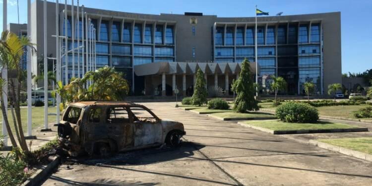 Sécurité renforcée au Gabon après l'élection d'Ali Bongo